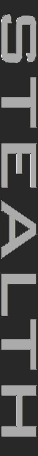 Stealth - Logo (xs thumbnail)