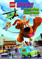 Lego Scooby-Doo!: Haunted Hollywood - French DVD movie cover (xs thumbnail)