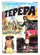 Tepepa - French Movie Poster (xs thumbnail)