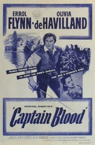 Captain Blood - Re-release movie poster (xs thumbnail)