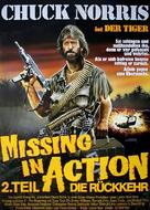 Missing in Action 2: The Beginning - German Movie Poster (xs thumbnail)