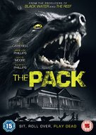 The Pack - British Movie Cover (xs thumbnail)