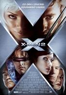 X2 - Italian Theatrical movie poster (xs thumbnail)