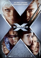 X2 - Italian Theatrical movie poster (xs thumbnail)