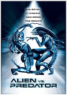 AVP: Alien Vs. Predator - French Movie Poster (xs thumbnail)