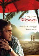 The Descendants - Swedish Movie Poster (xs thumbnail)