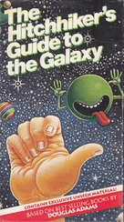 """The Hitch Hikers Guide to the Galaxy"" - VHS movie cover (xs thumbnail)"