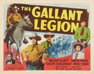 The Gallant Legion - Movie Poster (xs thumbnail)