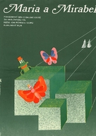 Maria, Mirabella - Czech Movie Poster (xs thumbnail)