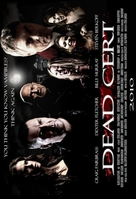 Dead Cert - British Movie Poster (xs thumbnail)