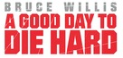 A Good Day to Die Hard - Logo (xs thumbnail)
