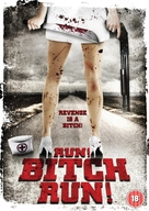 Run! Bitch Run! - British Movie Poster (xs thumbnail)