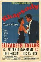 Rhapsody - British Movie Poster (xs thumbnail)
