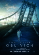 Oblivion - New Zealand Movie Poster (xs thumbnail)