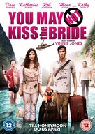 You May Not Kiss the Bride - British DVD movie cover (xs thumbnail)