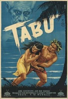 Tabu - German Movie Poster (xs thumbnail)