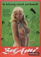 Bel Ami - Swedish DVD cover (xs thumbnail)