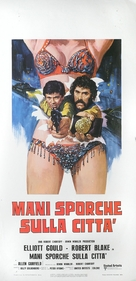 Busting - Italian Movie Poster (xs thumbnail)