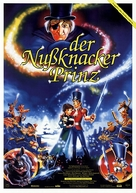 The Nutcracker Prince - German Movie Poster (xs thumbnail)