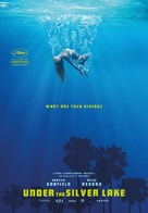 Under the Silver Lake - Swiss Movie Poster (xs thumbnail)