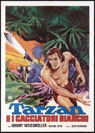 Tarzan and the Huntress - Italian Movie Poster (xs thumbnail)