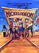 Nickelodeon - French Movie Poster (xs thumbnail)