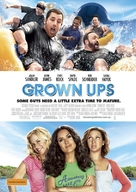 Grown Ups - Australian Movie Poster (xs thumbnail)