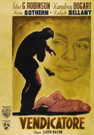 Brother Orchid - Italian Movie Poster (xs thumbnail)
