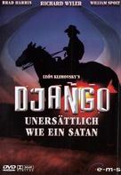 Hombre vino a matar, Un - German DVD movie cover (xs thumbnail)