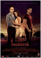 The Twilight Saga: Breaking Dawn - Part 1 - Czech Movie Poster (xs thumbnail)