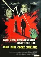 Hush... Hush, Sweet Charlotte - French Movie Poster (xs thumbnail)