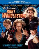 The Incredible Burt Wonderstone - Blu-Ray cover (xs thumbnail)