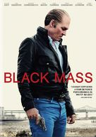 Black Mass - DVD movie cover (xs thumbnail)