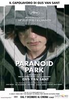 Paranoid Park - Italian Movie Poster (xs thumbnail)