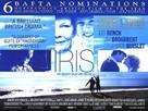 Iris - British Movie Poster (xs thumbnail)