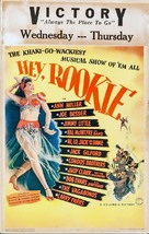 Hey, Rookie - Movie Poster (xs thumbnail)