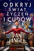 Jingle Jangle: A Christmas Journey - Polish Movie Poster (xs thumbnail)