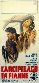 Air Force - Italian Movie Poster (xs thumbnail)