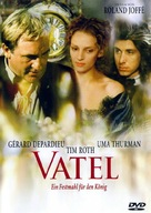 Vatel - German DVD movie cover (xs thumbnail)