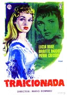 Tradita - Spanish Movie Poster (xs thumbnail)