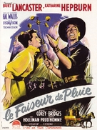 The Rainmaker - French Movie Poster (xs thumbnail)