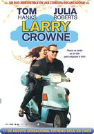 Larry Crowne - Argentinian Movie Poster (xs thumbnail)