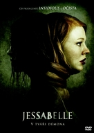 Jessabelle - Czech DVD movie cover (xs thumbnail)