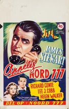 Call Northside 777 - Belgian Movie Poster (xs thumbnail)