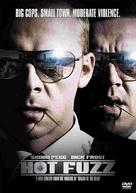 Hot Fuzz - Swedish Movie Cover (xs thumbnail)