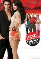 Ladies vs. Ricky Bahl - Indian Movie Poster (xs thumbnail)