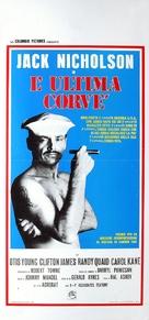 The Last Detail - Italian Movie Poster (xs thumbnail)