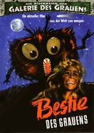 Missile to the Moon - German Movie Cover (xs thumbnail)