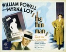 The Thin Man - Movie Poster (xs thumbnail)