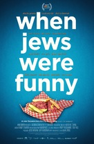 When Jews Were Funny - Canadian Movie Poster (xs thumbnail)